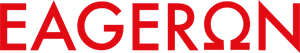 In this image you see the Eageron logo in red color in 300x53px